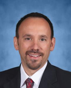photo of Principal Chad Lehman